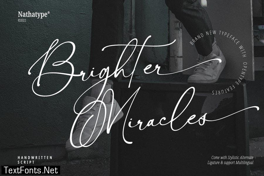 Brighter Miracles