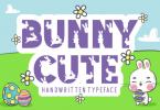 Bunny Cute Font