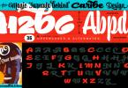 Caribe Font Family
