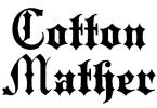 Cotton Mather Font
