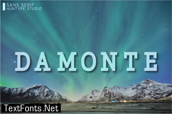 Damonte Font
