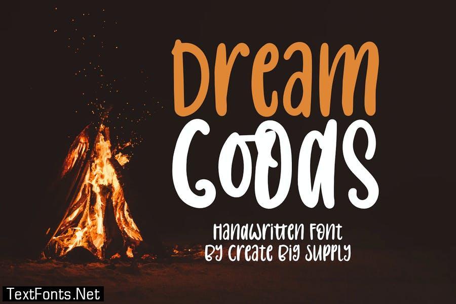 Dream Good Font