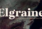 Elgraine Font Family