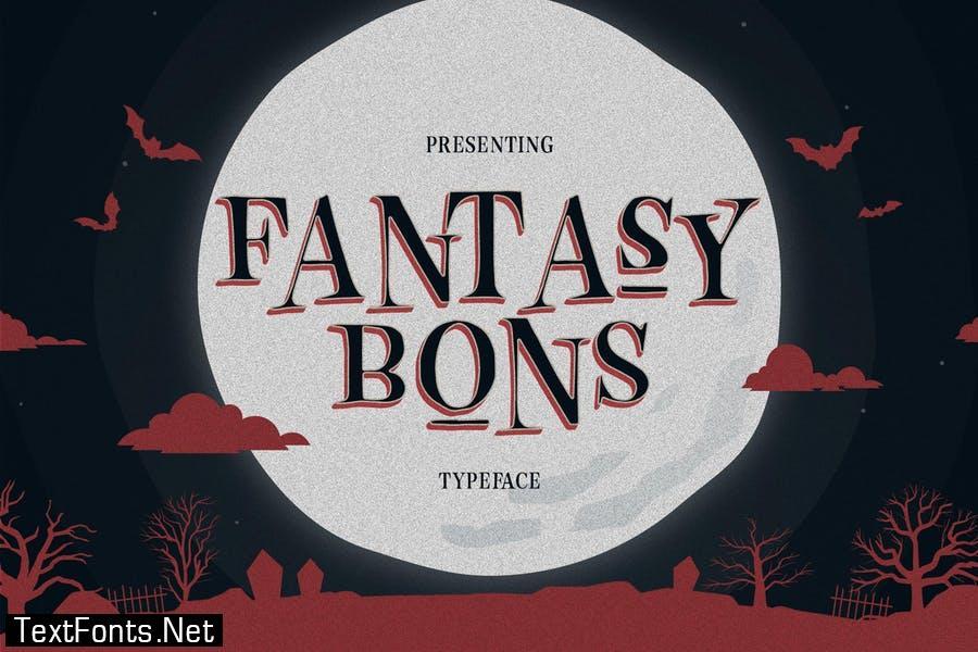 Fantasy Bons Font