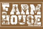 Farm House Font