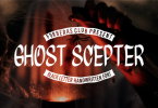 Ghost Scepters Font