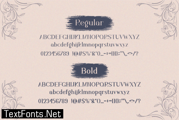 Gudfear Font