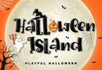 Halloween Island Font