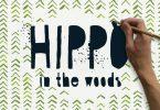 Hippo Font