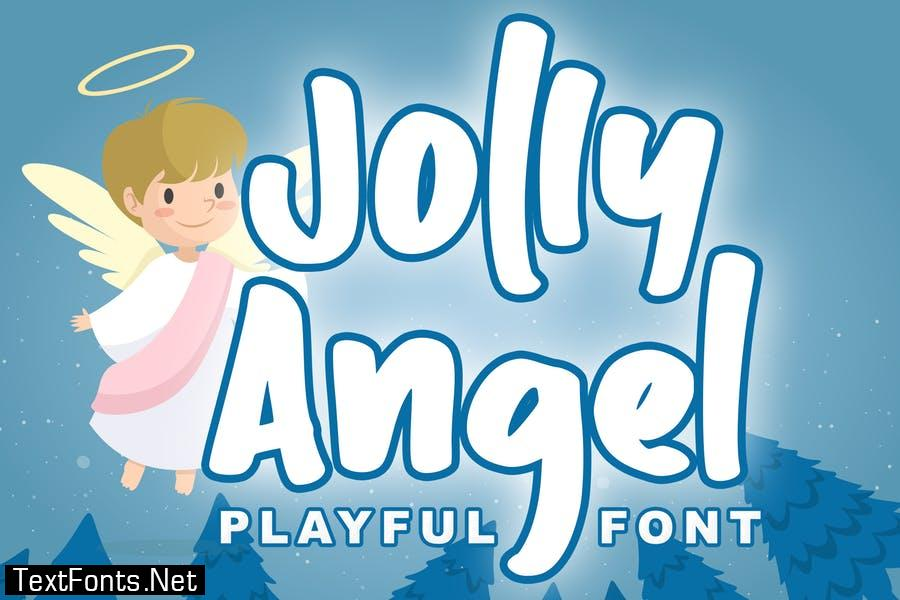 Jolly Angel Font