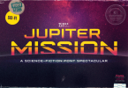 Jupiter Mission Font