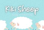 Kiki Sheep Font