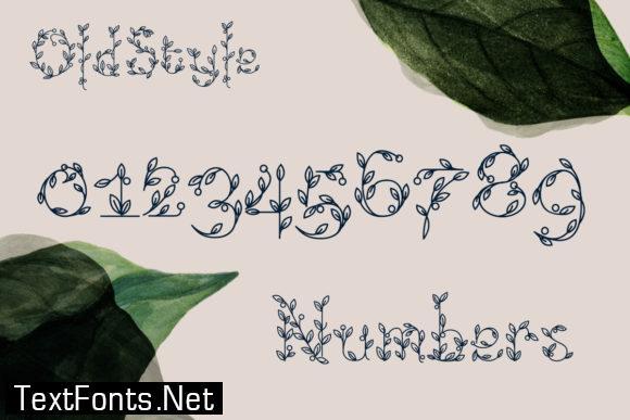 Laureline Font