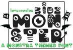Monster Kids Font