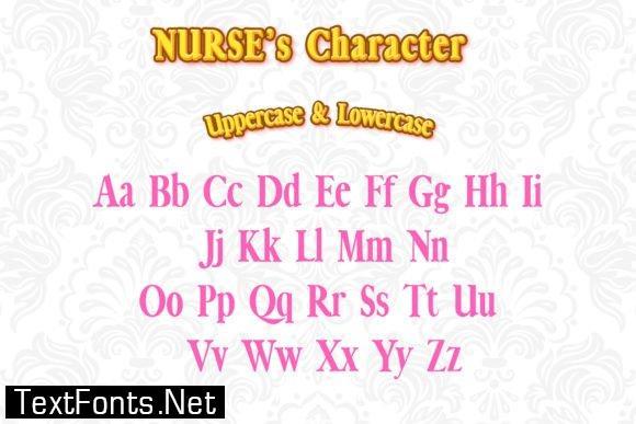 Nurse Font