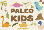 Paleo Kids Font