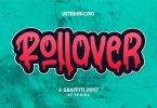 Rollower Font