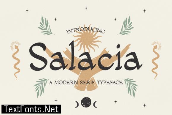Salacia Font