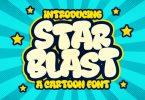 Star Blast Font