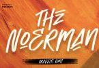 The Noerman Font