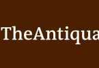 TheAntiqua Font Family