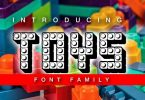 Toys Font