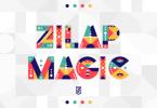 Zilap Magic Font