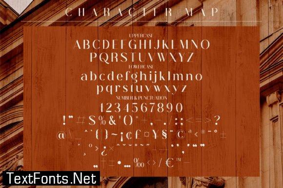 Abigate Desgo Font