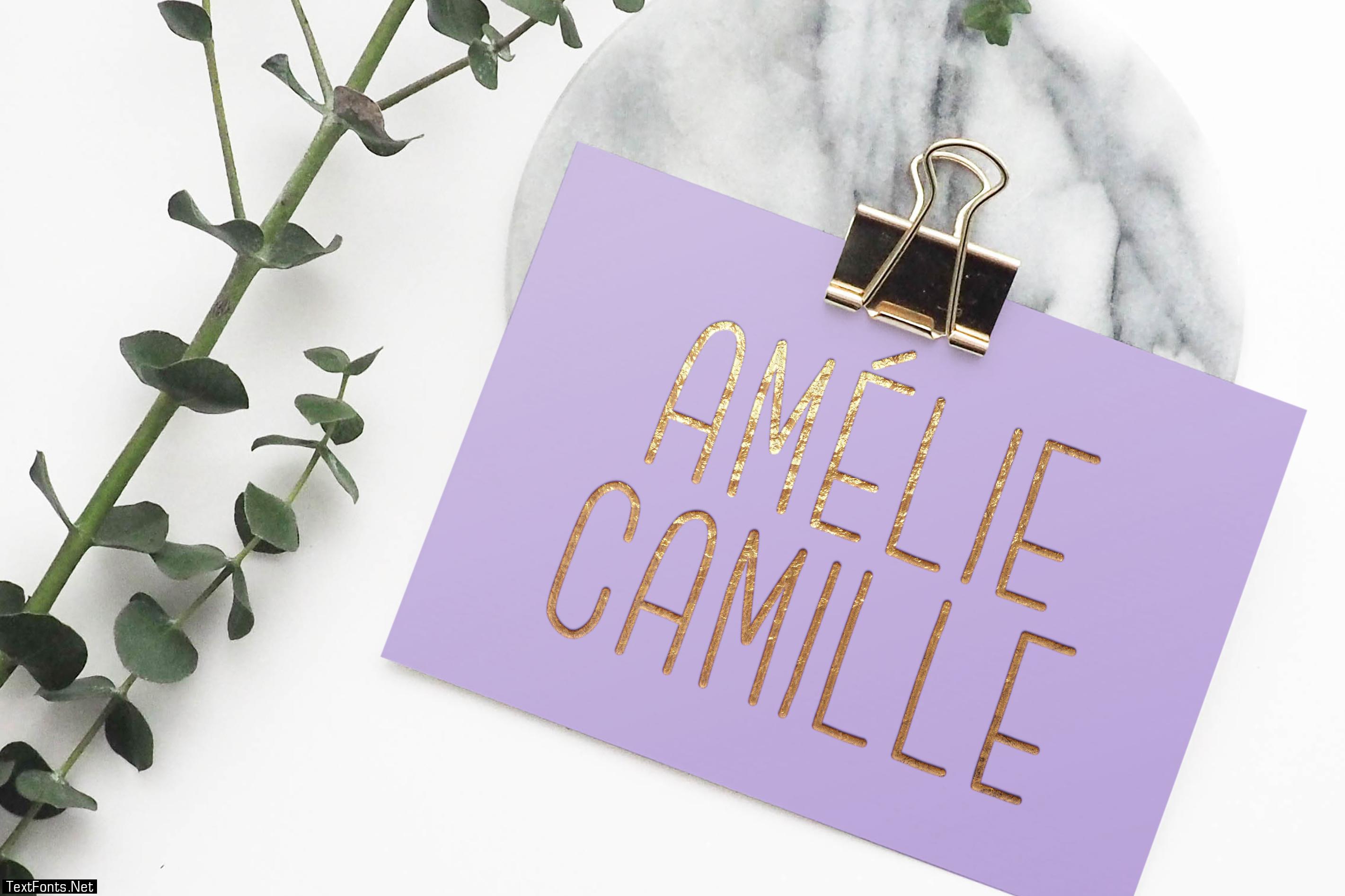 Amélie Camille Font