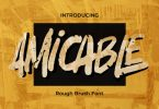 Amicable Font