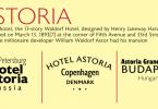 Astoria Family Font
