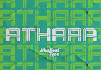 Athaar Font