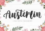 Austerlin Font
