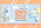 Baby Soul Font
