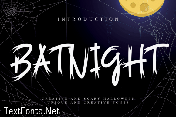 Batnight Font