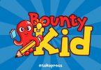 Bounty Kid - Cartoon Font