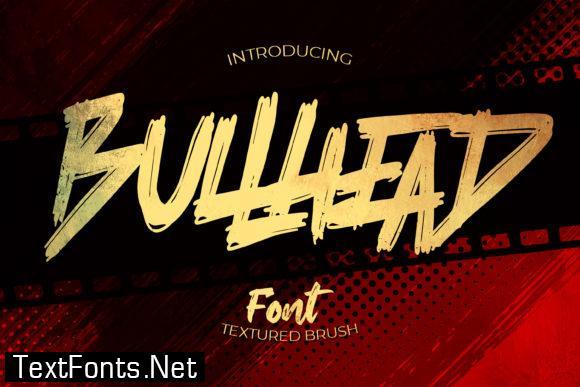 Bullhead Font