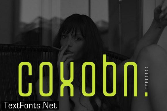Coxobn Font