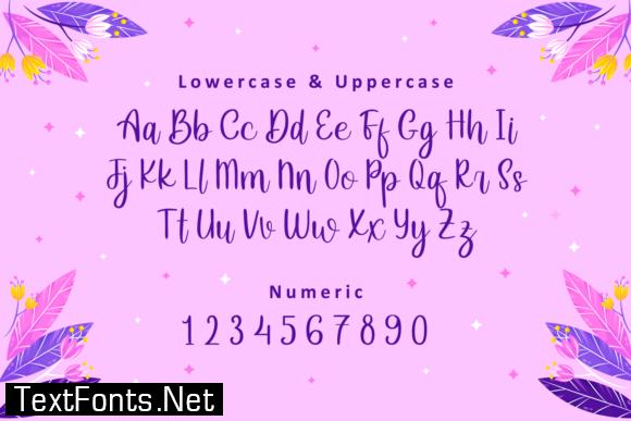 Dahayu Font