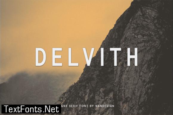 Delvith Font