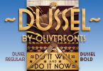 Dussel Font