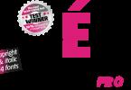 Éco Sans Pro Upright & Italic Font