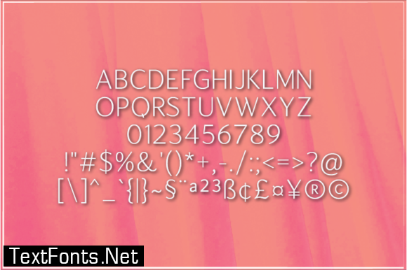 Elvonetion Font