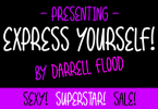 Express Yourself Font
