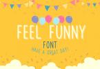 Feel Funny Font
