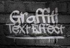 Grafitti Text Effects