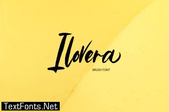 Ilovera Font