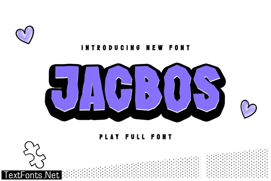 Jacbos Font
