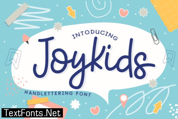 Joy Kids Font