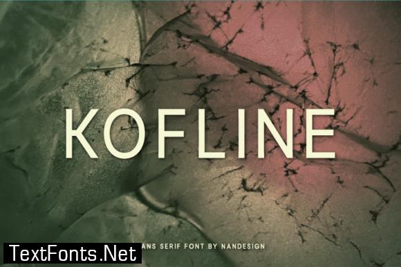 Kofline Font
